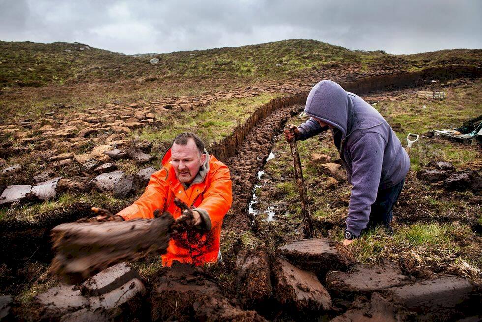 Yttre Hebriderna: Öluffa på Skottlands västkust