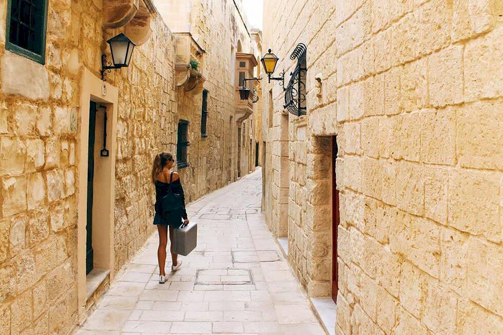 Bloggstart: Alexandra lämnade kalla Sverige för ett nytt liv på Malta