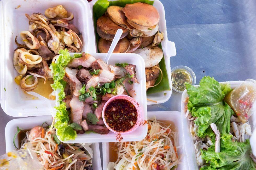 6 restauranger med det lilla extra i Thailand