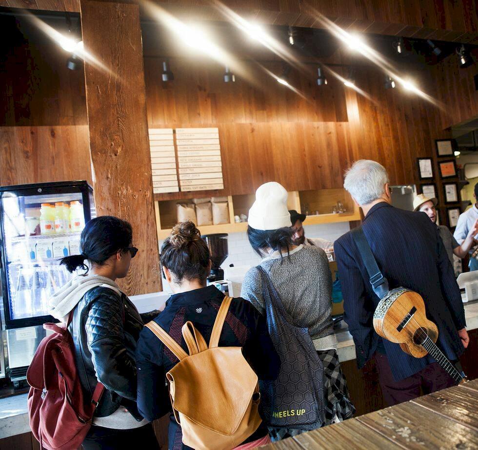 New York: Jakten på stans bästa kaffe