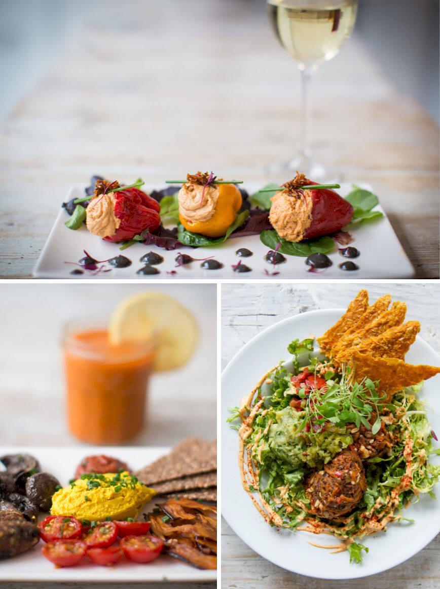 8 av Londons bästa veganska restauranger