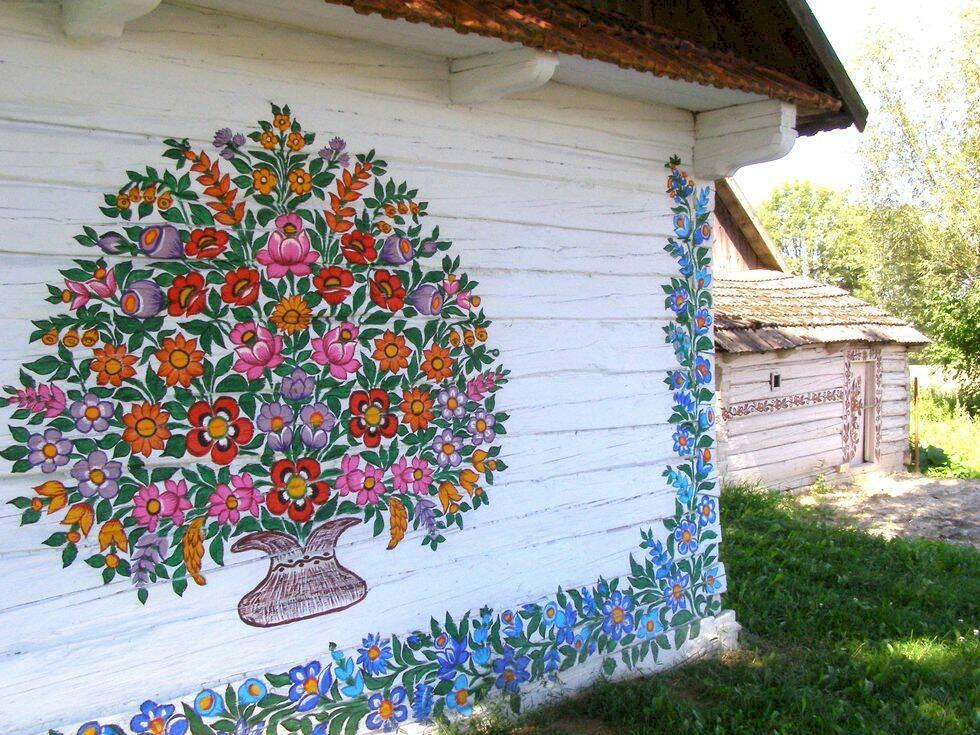 Zalipie: Är det här Polens sötaste by?