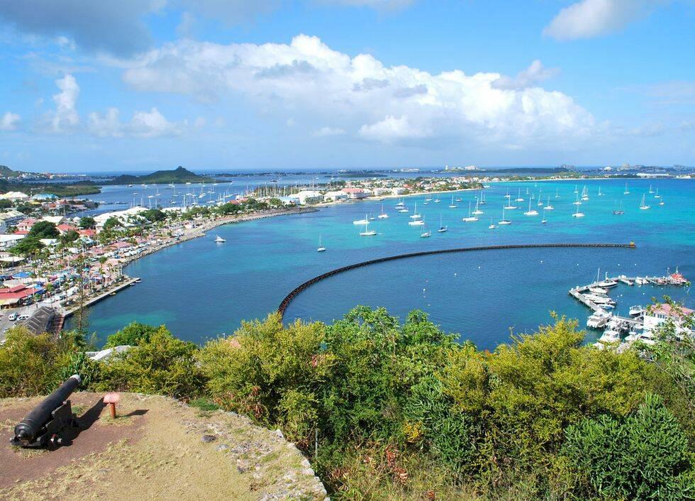 13 anledningar att besöka karibiska Sint Maarten