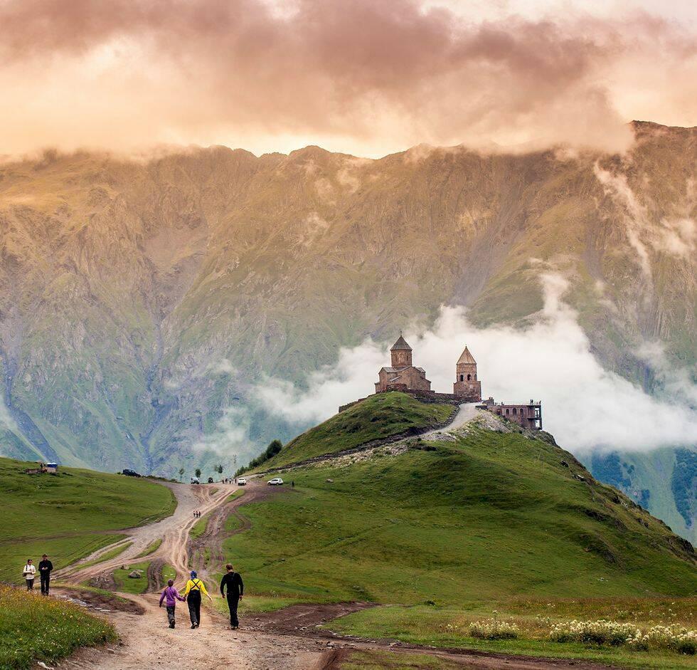 Världens bästa vandringar – 15 enastående leder att vandra innan du dör