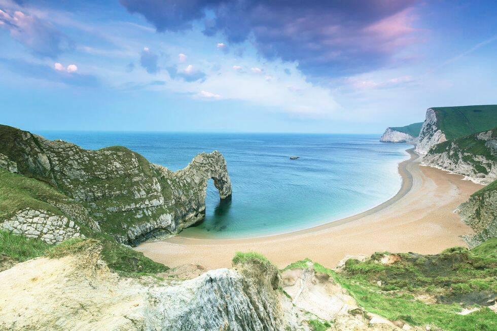 10 platser du aldrig skulle gissa låg i Storbritannien