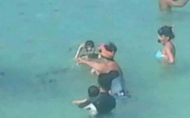Turist matade fiskar på thailändskt korallrev – riskerar fängelse