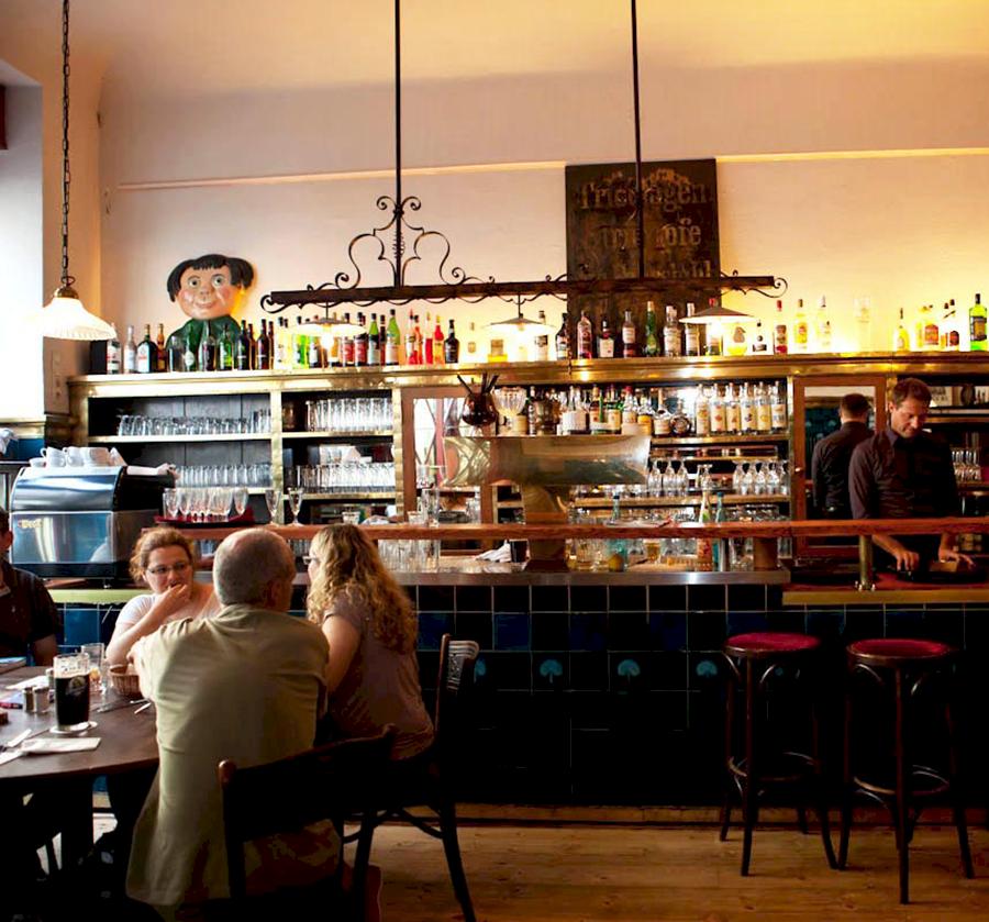 Berlin – 8 klassiska krogar och kaféer