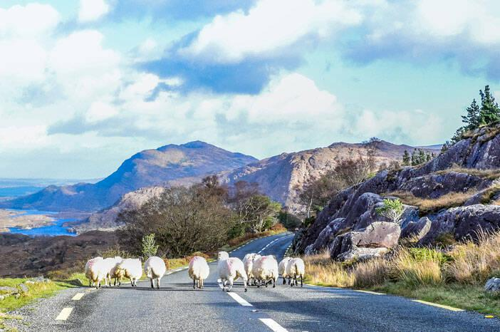 17 härliga platser i Irland att skriva upp på din bucket list
