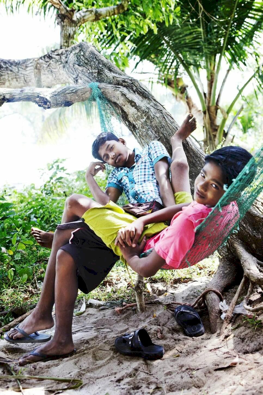 Andamanerna - de okända paradisöarna i Indien