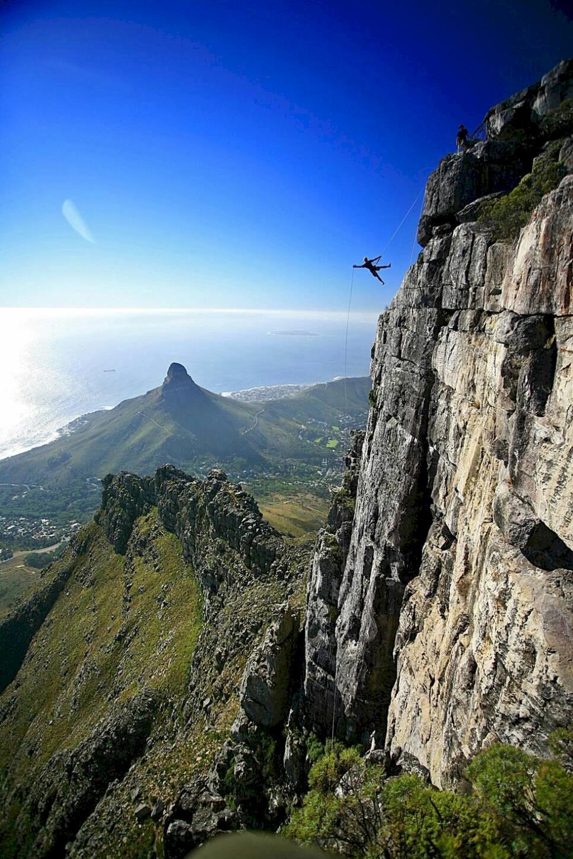 Sydafrikas 10 bästa äventyr