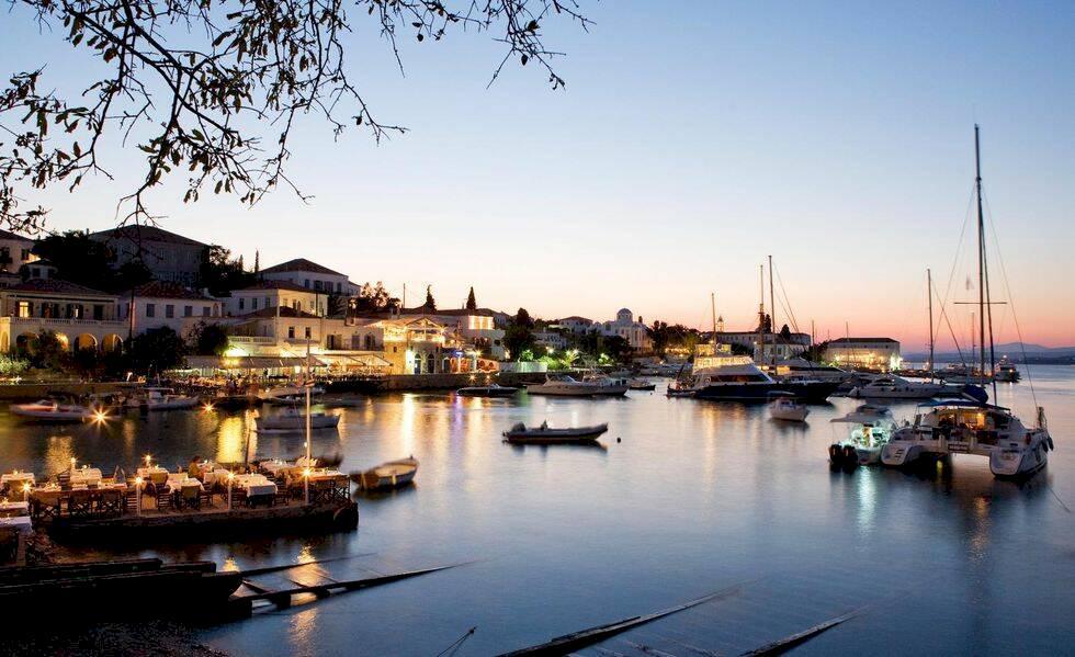 Greklands 10 bästa öar