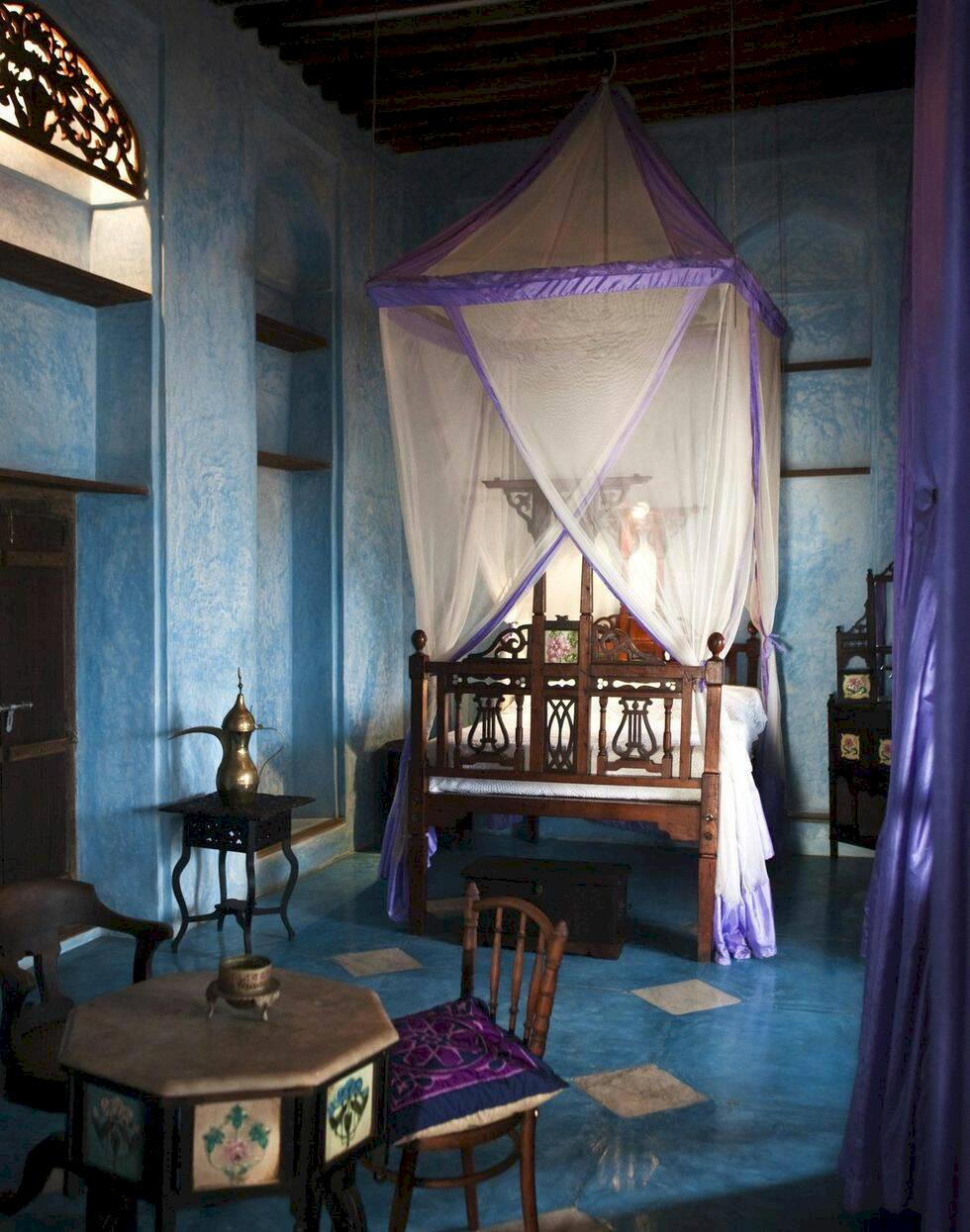 Excentrisk lyx på Zanzibar