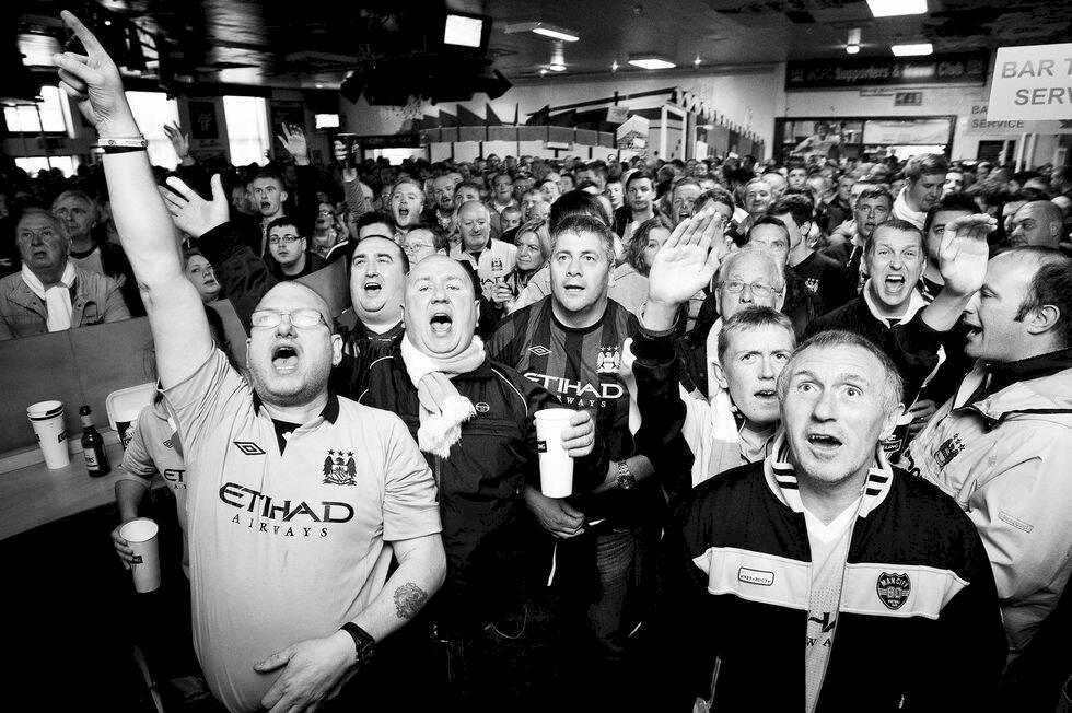 Manchester – fotboll, musik och solidaritet