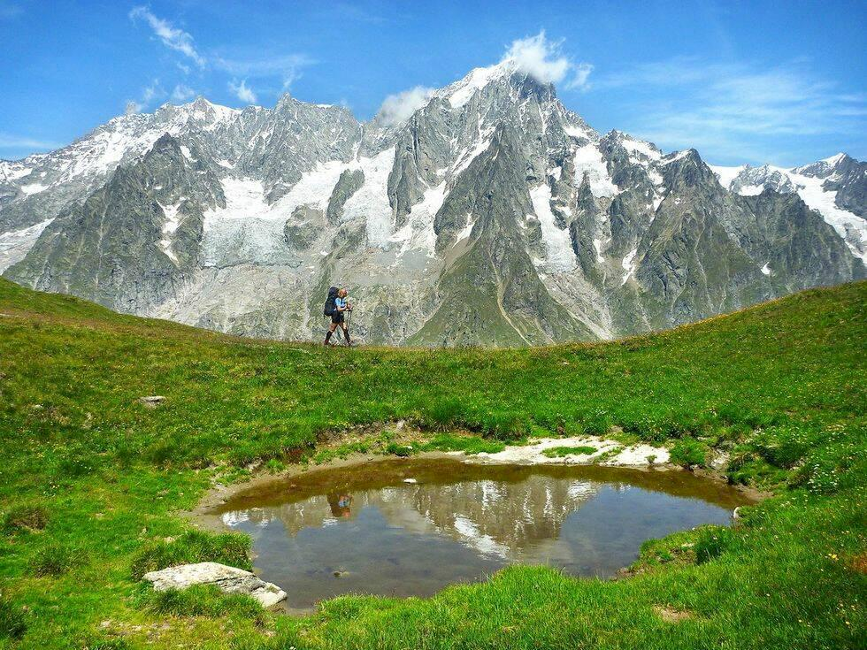 Europas bästa vandringsleder