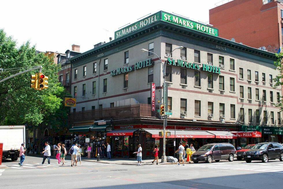 10 prisvärda hotell i New York