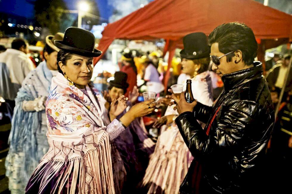 Bolivia – på besök hos Andernas indianer