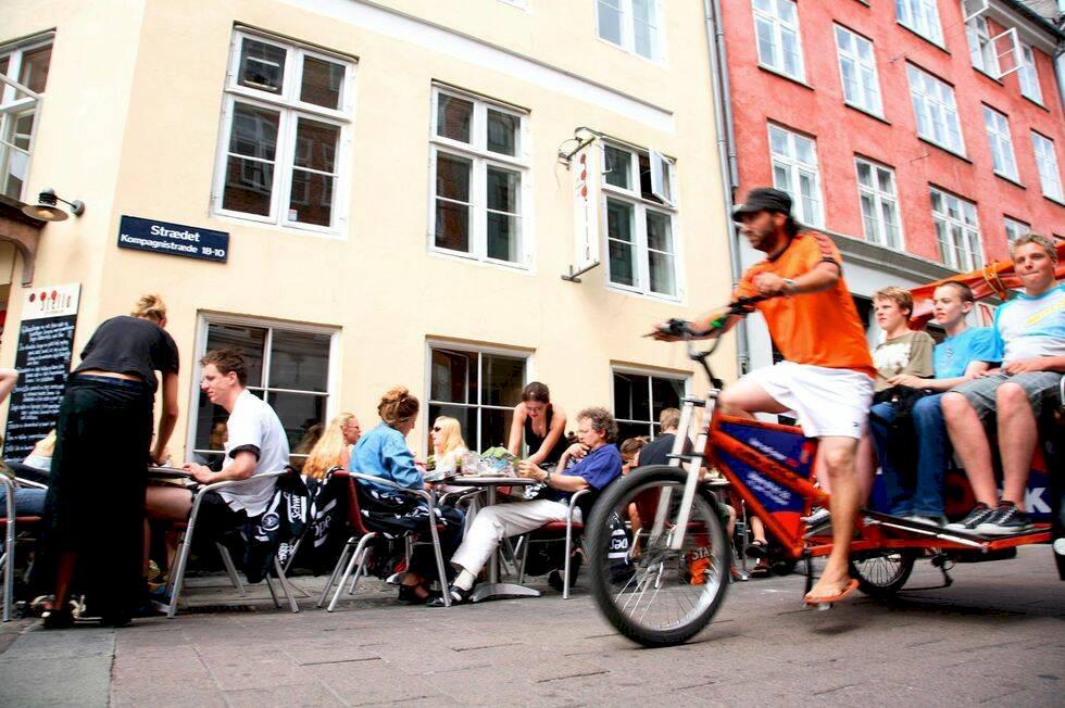 Köpenhamn – åk på en grön weekendresa