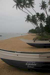 Vagabond i Sri Lanka och Indien