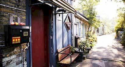 Christiania – utan pekpinnar