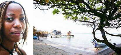 Honduras - frestelsernas öar