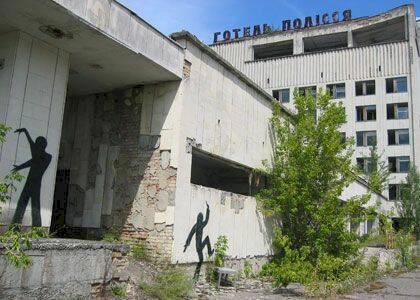 Tjernobyl - mot katastrofens hjärta