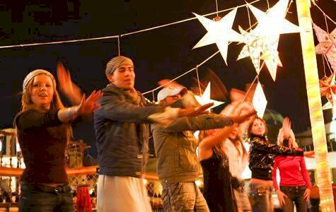 Tusen och en egyptisk natt i Sharm el-Sheik