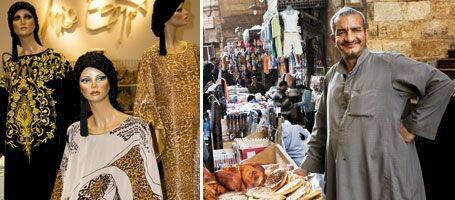 Kairo – trend och tradition