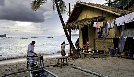 Öluffa i Filippinerna