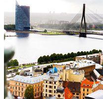 Riga - Upptäck Baltikums Barcelona
