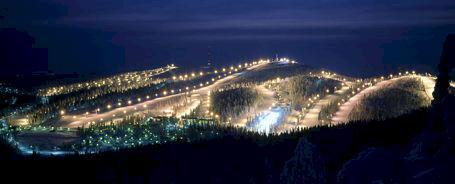 Finland först bland Europas skidanläggningar att öppna