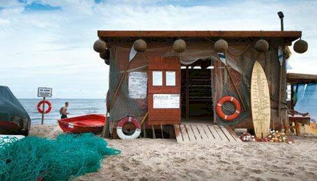 Polens riviera: badliv i Sopot