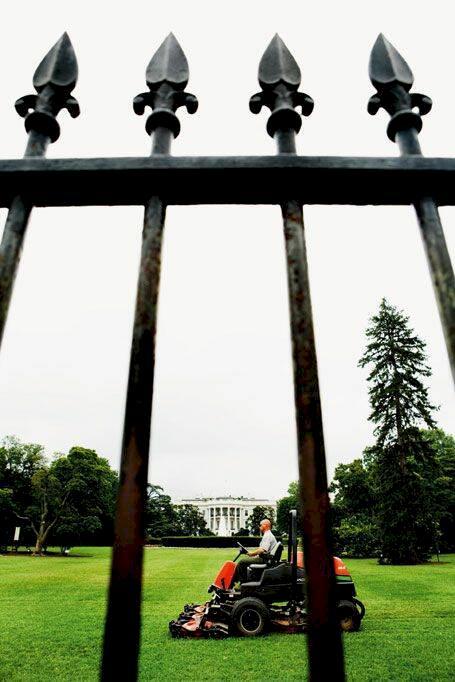 Washington DC – hemma hos Obama
