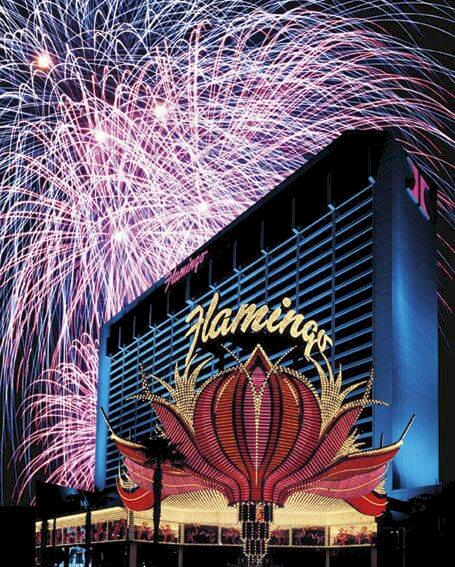 10 galna hotell i Las Vegas