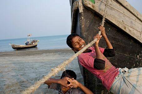 Bangladesh - barfotaliv bortom turiststråken