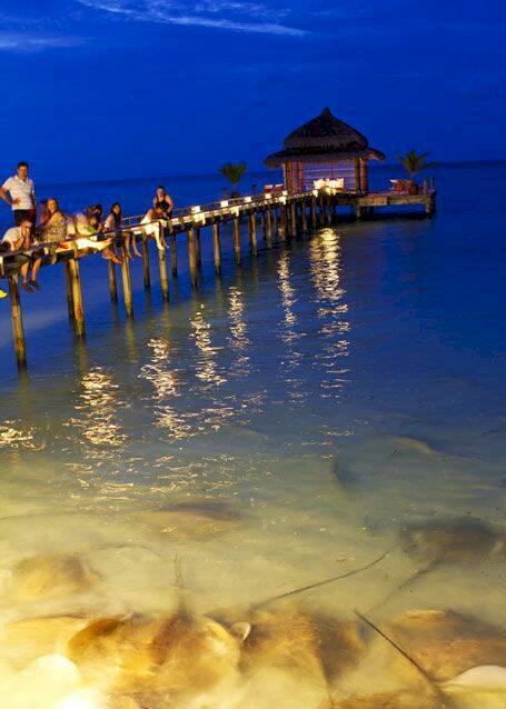 Maldiverna - Öluffa genom paradiset