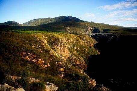 Roadtrip längs Garden Route i Sydafrika