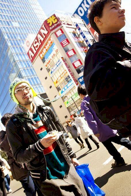 Tokyo – Udda upplevelser i mangastaden
