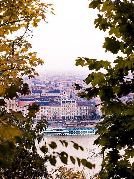 Budapests dynamiska distrikt