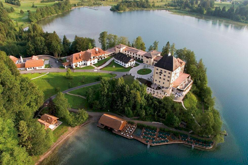 Europas bästa slottshotell