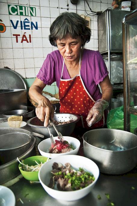 Vietnams bästa mat