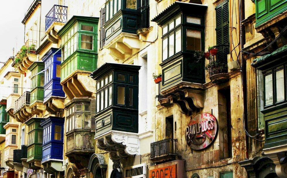 24 timmar i Valletta