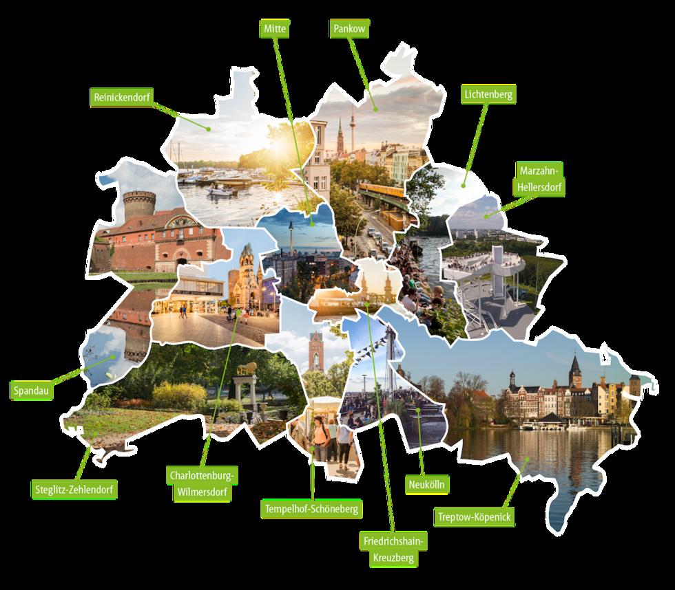 Ta direkttåget till Europas coolaste huvudstad – bästa Berlintipsen