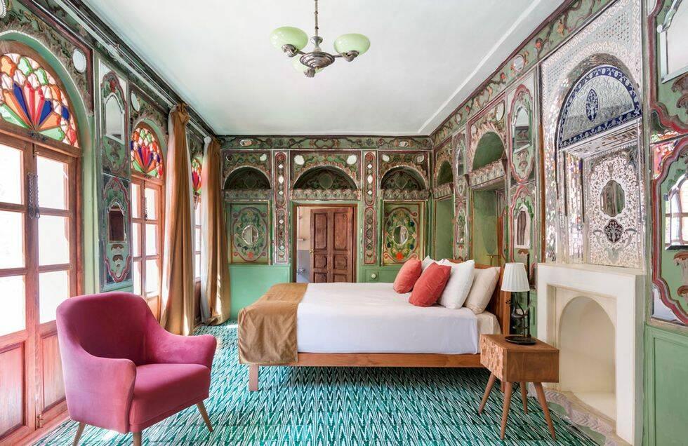 5 boutiquehotell i Iran – persiskt hantverk & prunkande oaser