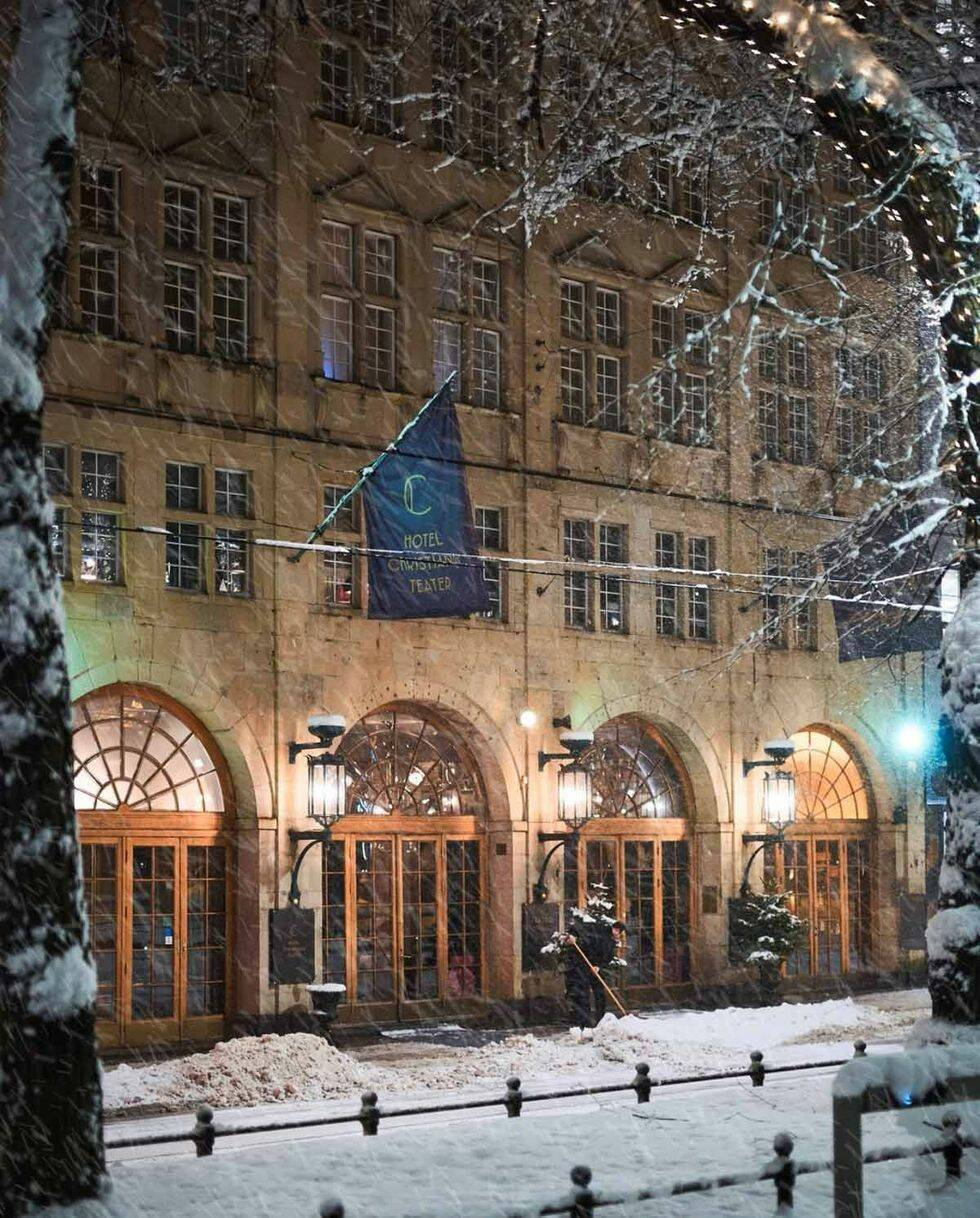 5 hotellfavoriter i Oslo