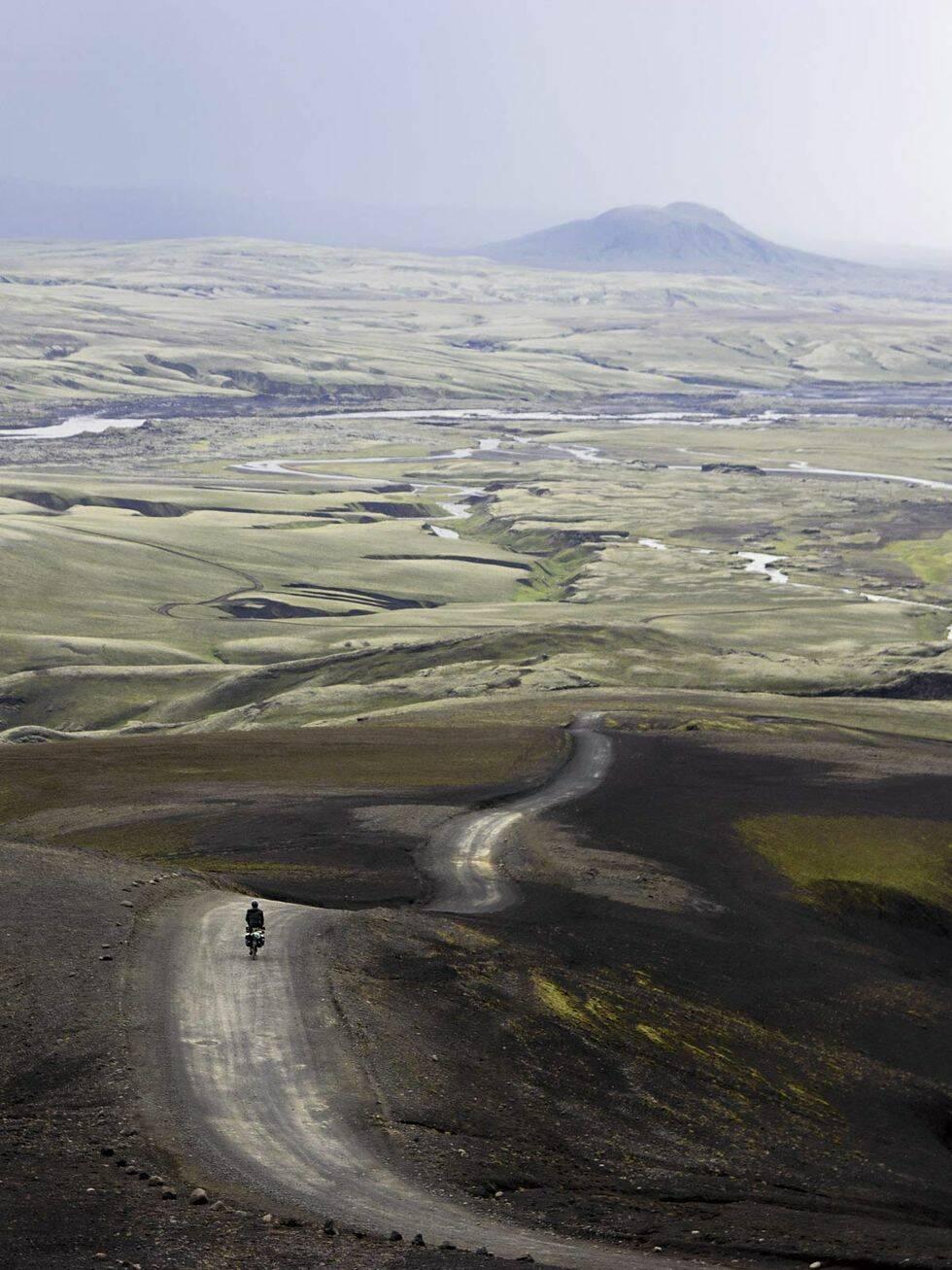 """På cykel till världens alla hörn – """"att passera gränser ger ett lyckorus"""""""