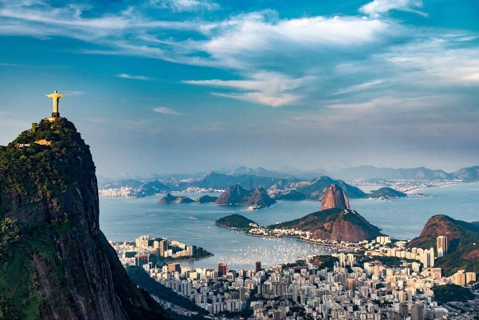 Ny gigantisk kristusstaty i Brasilien – tredje störst i världen