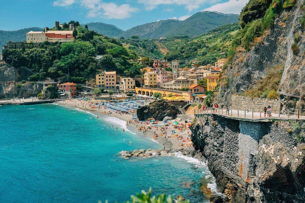 Guide till Cinque Terre – vandringar, hotell & restauranger