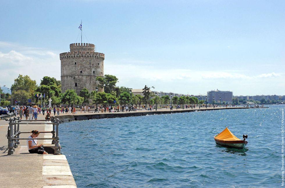 Unik semester i grekiska Thessaloniki och Halkidiki – bästa tipsen