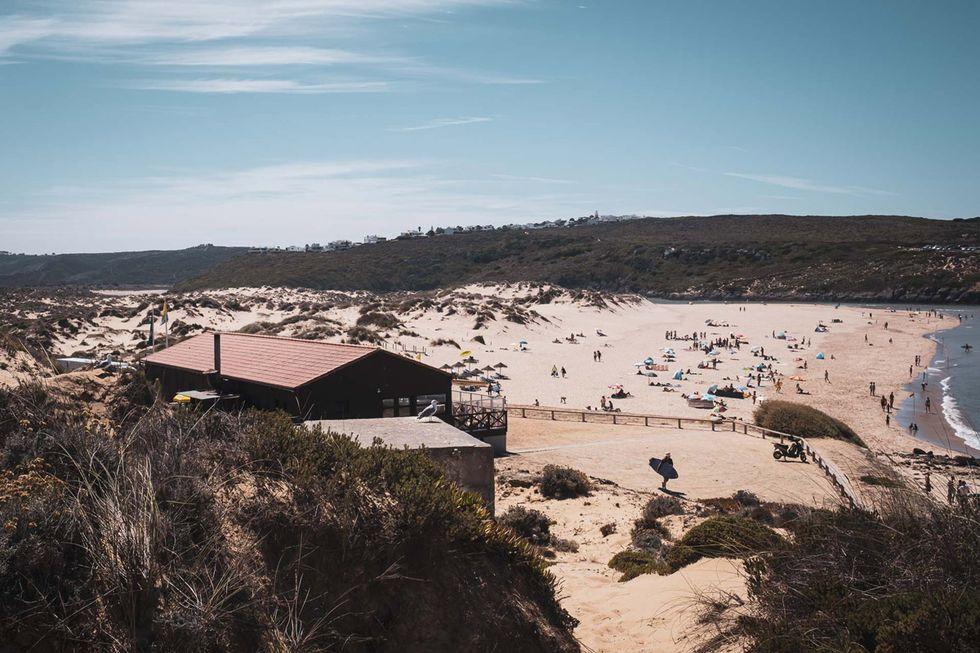 Algarvekustens bästa stränder – lokalbons egna favoriter