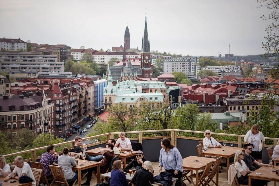 Därför är Göteborg Sveriges hetaste stad just nu